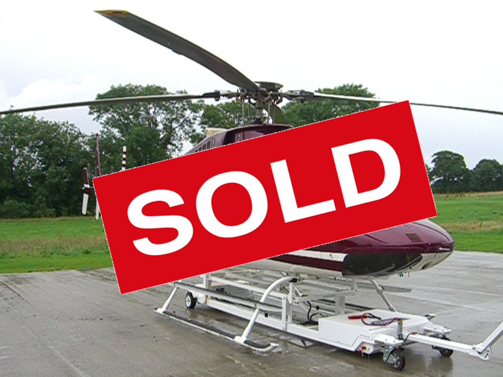 Bell 407 Sold