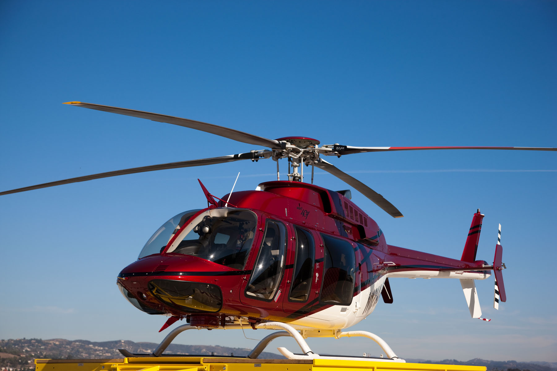 Executive Bell 407 for Sale